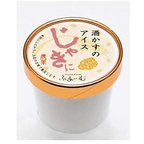 安芸グループふぁーむ アイス6個セット/焼きナス/かぼちゃ/柚子/酒かす/青のり/焼きいも/高知県産 (酒かす)