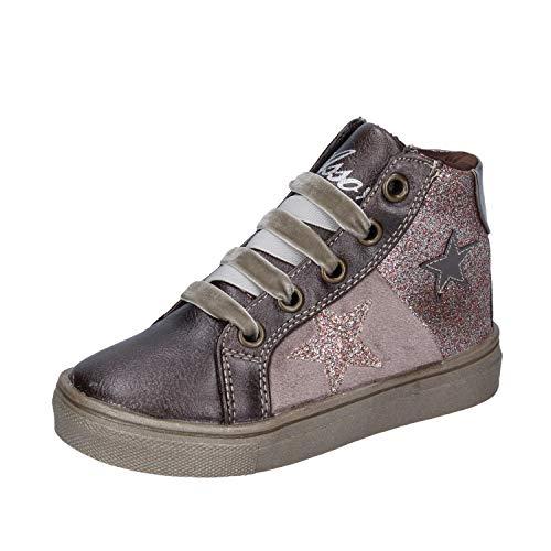 Asso Sneakers bébé Fille Cuir synthétique Bronze 25 EU