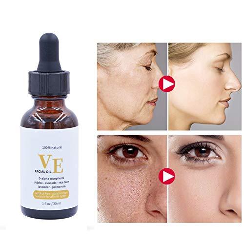 Bobora Vitamin E Ätherisches Öl Feuchtigkeitsspendende Anti-Falten Pflegende Haut Feuchtigkeitsspendendes Öl