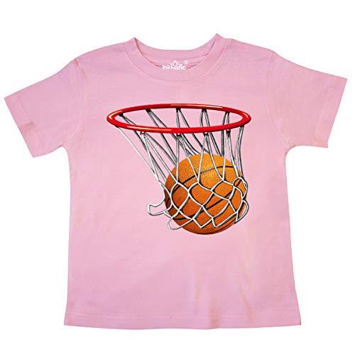inktastic Basketball Swish Toddler …