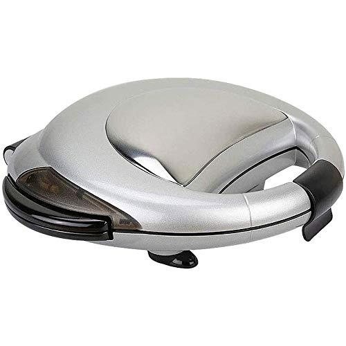 Elektrische wafelijzer, 3-in-1 wafelijzer huis Ontbijt Maken, Food-grade materialen, Automatic Temperature Control, geschikt for broodjes, wafels, ontbijt, Etc.