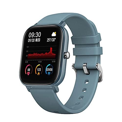 Smart Watch 1 4 pulgadas pantalla táctil completa Fitness Tracker para hombres y mujeres Recordatorio inteligente Monitoreo Bluetooth reloj Upscale-C