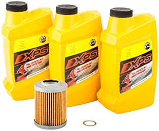 Oil Change Kit With Can-Am XPS Synthetic All Climate for Can-Am Commander 1000 XT-P 2014-2017