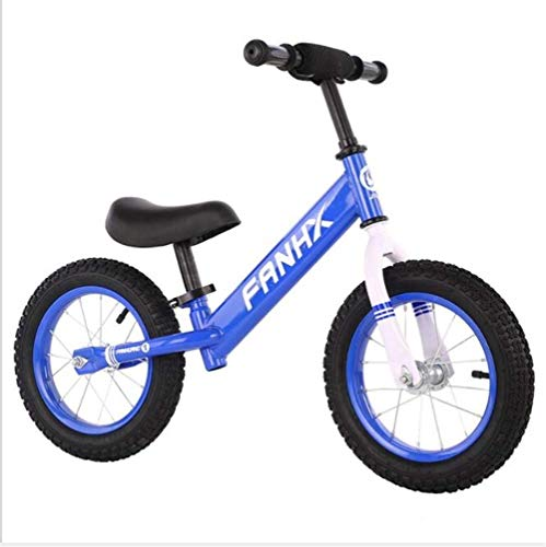 LRBBH Bicicleta de Equilibrio de No Pedal, sin Pedalear Bici