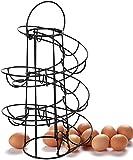 BUYAOBIAOXL Soporte para huevos, cesta para huevos y huevos...