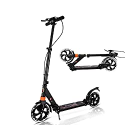 MONODEAL Adjustable Kick Scooter