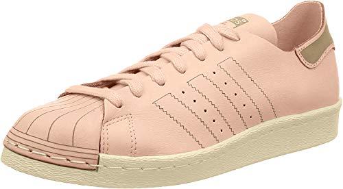 adidas Superstar 80S Decon W, Zapatillas de Deporte para Mujer, Rosa (Roshel/Roshel/Casbla), 43 1/3 EU