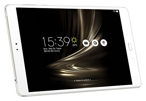 Asus ZenPad 3S Z500M-1J006A 24,6 cm (9,7 Zoll 2k Bildschirm) Tablet-PC (MediaTek 8176 Hexa-Core, 4GB RAM, 64GB Datenspeicher, Android 6.0) silber
