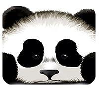 Custom Cute Panda Anti Slip Comfort Gaming Mouse Pad - Durable Office Accessory Gift