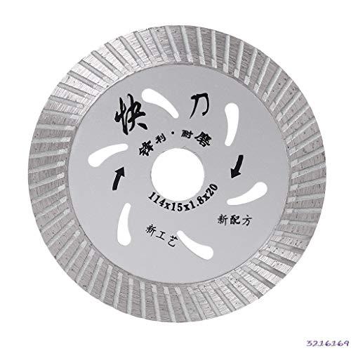 Tivivose 105 mm 4 Pulgadas Diamante Delgada Sierra Circular de Herramientas azulejo turbina de álabe Granito Cortador Discos de Diamante