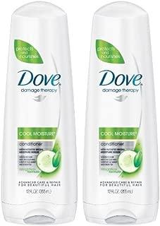 Dove Cool Moisture Conditioner - 12 oz - 2 pk