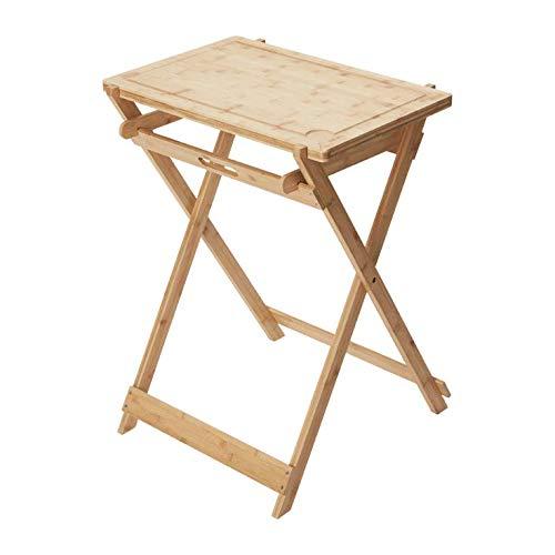 Garden Feelings BBQ-Tisch Schneidebrett, B×L: ca. 60×40 cm, auch einzeln nutzbar; B×H×T: ca. 60×79×45 cm
