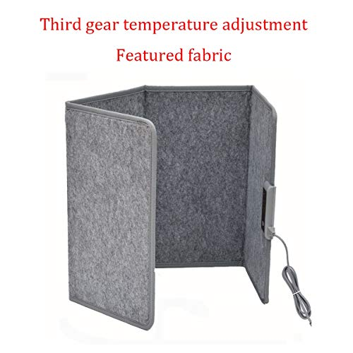 YCHSG Warm-Fußwärmer USB Heizung Büro Home Infrarot Warm Fußwerkzeug