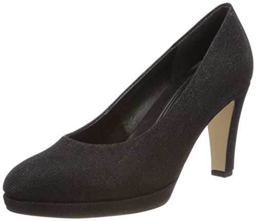 Gabor Shoes Damen Fashion Pumps, Schwarz (Natur), 37 EU