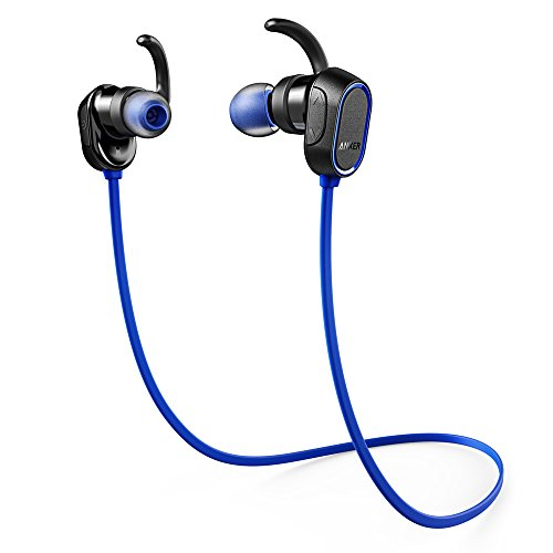 FIESAND Soundbuds in-Ear Sport Earbuds, Magnetic Wireless Bluetooth Headphones with 8-Hour Playtime and CVC 6.0 Noise Cancellation