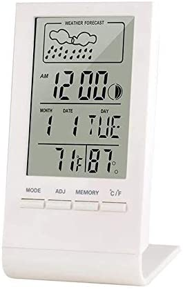 Weather NEW before selling ☆ Monitoring Station Super-cheap Clocks Digi