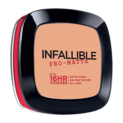Maquillaje En Polvo Piel Grasa marca L'Oréal Paris