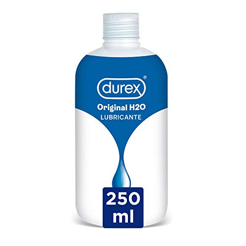Durex Lubricante Original Base Agua - 250ml