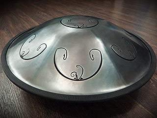 Tongue Hand Pan/RAV Vast 2 / B Celtic Minor / (in case) (Steel Drum/Hand Pan/Tank Drum)