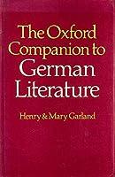 Oxford Companion to German Literature