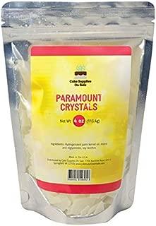 wilton paramount crystals
