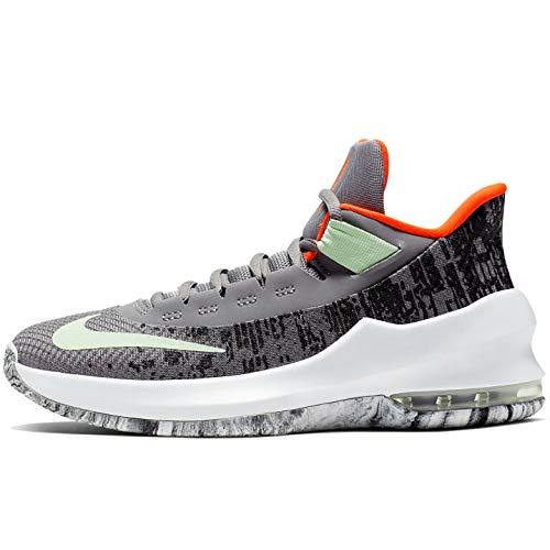 Tênis Nike Air Max Infuriate 2 Médio (g) para crianças grandes Bv1163-002, Gunsmoke/Vapor Green-hyper Crimson-white, 4.5 Big Kid