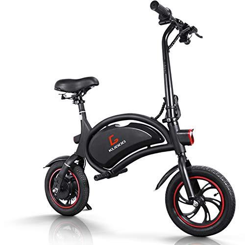 urbetter Bicicleta Electrica Plegables, 250W Motor Bicicleta Plegable 25 km/h, Bici Electricas...