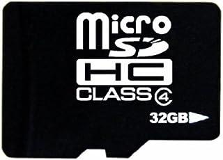 takeMS MicroSDHC 32GB Memoria Flash Clase 4 - Tarjeta de Memoria (32 GB, MicroSDHC, Clase 4, 4 MB/s, Negro)