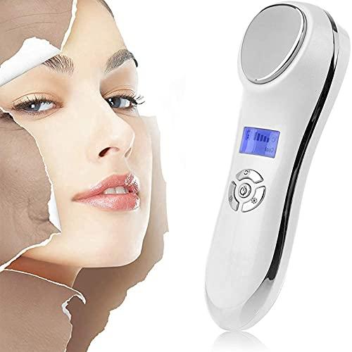 Masajeador Facial para tensar la Piel, masajeador Facial portátil, masajeador Facial para el Cuidado de la Piel, Limpiador Facial antienvejecimiento