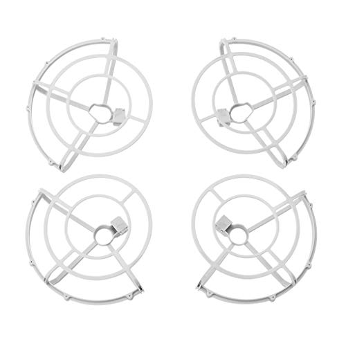 ErYao Propeller Guards for Mavic Mini Drone, 4pc Quick-Release Propellers Guard Protector Cover Cage for DJI (Gray)