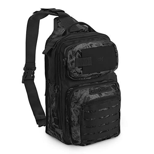 KastKing BlowBak Tactical Fishing Sling Tackle Storage Bag