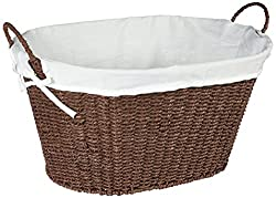 A great big laundry basket for goodies