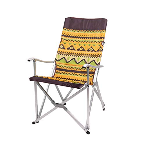 JIAODIE 2 PCS Garden Folding Chair with mesh bag, Step Foldable Portable Travel Camp Arm Chair for Fishing Hiking Beach BBQ camping Lightwight Waterproof, Load Up 120kg