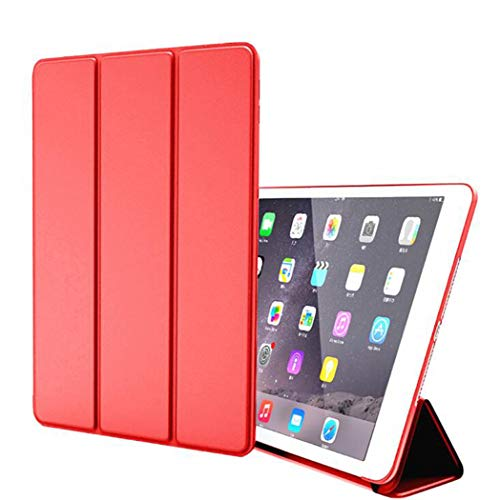 Voor Apple iPad 10,2 (2019) / IPad Pro 9.7 Case Tri-Fold Flip Cover Case Classic Leather Smart Protective Back Cover voor IPad 10,2 (2019) / IPad Pro 9.7