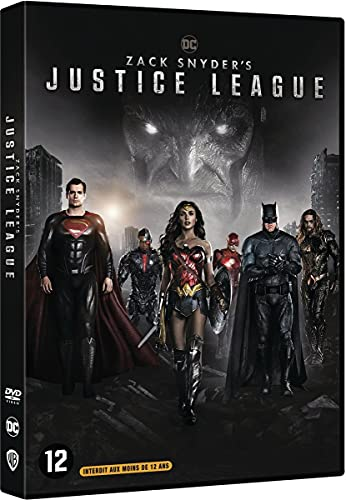 Zack Snyder39s Justice League [DVD]