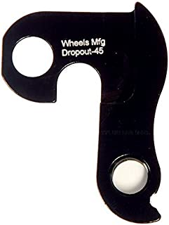 Wheels Manufacturing リアディレーラーハンガー CERVELO/Decathlon/DEVINCI/Diamondback/Falcon/IronHorse/Jeep/K2/MARIN/Mongoose/Nishiki/Ra...