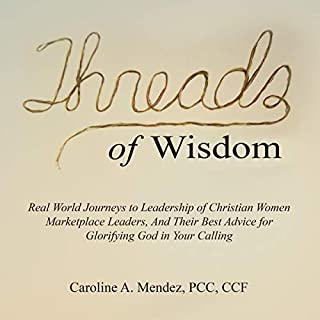 Threads of Wisdom audiobook cover art