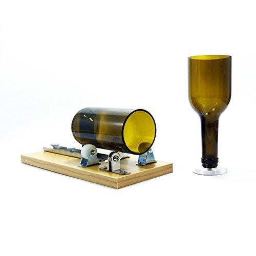 P Prettyia Profi Bottle Cutter Glasschneider Flaschenschneider Glass Cutter