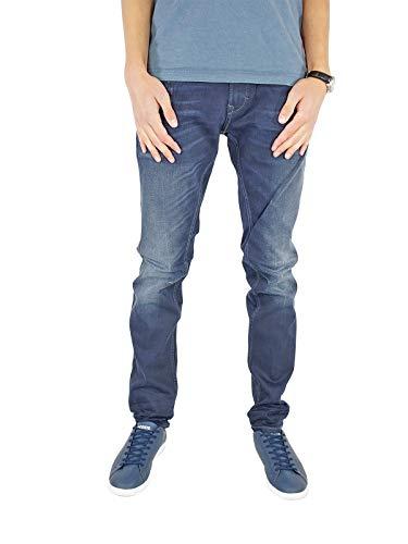 PME Legend Jeans Skymaster dark blue used, Größe:W31 L36