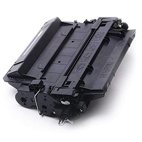 Modelo original 55A Compatible con el cartucho de tóner HP CE255A para los modelos: HP (HP) LaserJet P3015P3015DP35DN Impresora láser - Negro 55X
