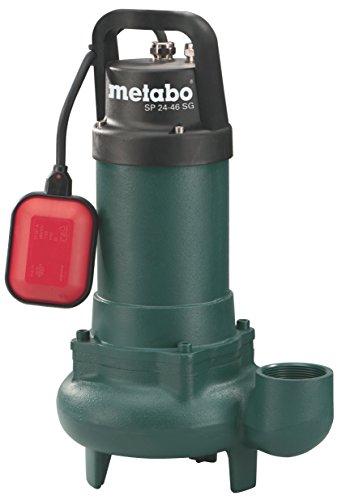 Metabo SP 24-46 SG Schmutzwasserpumpe