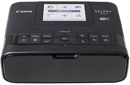 Canon SELPHY CP 1300 Wireless Compact Photo Printer