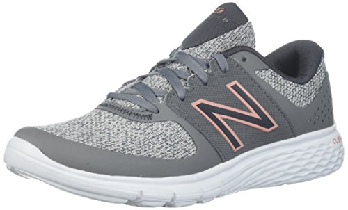 New Balance Women's WA365v1 CUSH + Walking Shoe, Grey, 8.5 D US