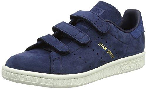 adidas Damen Stan Smith CF Fitnessschuhe, Blau (Tinley/Tinley/Indnob 000), 36 EU