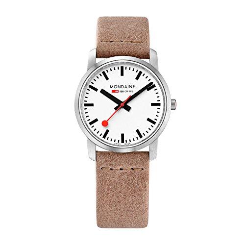 Mondaine Reloj analógico para Unisex Adulto de A400.30351.16SBG