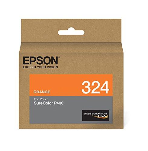 Epson T324920 Epson UltraChrome HG2 Ink (Orange)