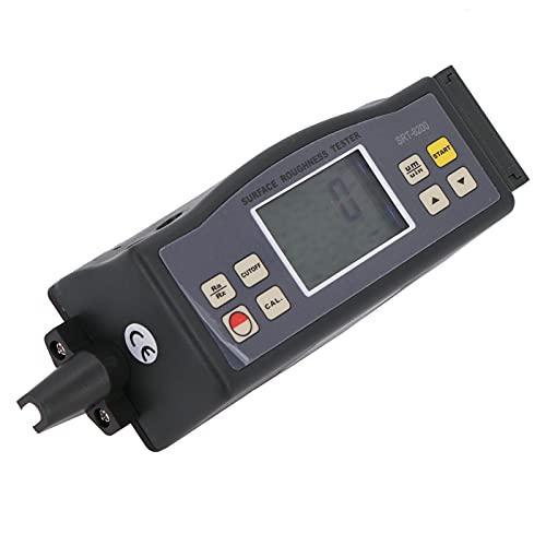 HOJILA Digital Surface Roughness Tester SRT-6200 Surface Roughness Gauge Profilometer Gauge Ra 0.05~10.00µm/1.000~400.0µinch Rz 0.020~100.0µm/0.780~4000µinch