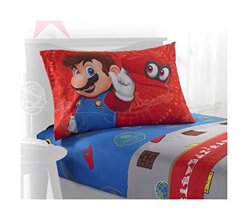 super mario baby bedding - 9