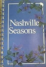 Nashville Seasons Cook Book, Junior League of Nashville - 1964