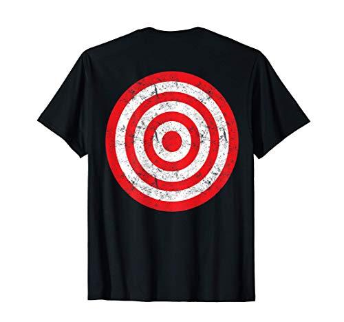 (Print on Back) Vintage Bullseye Ta…